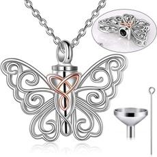 butterfly, Steel, Celtic, Stainless Steel