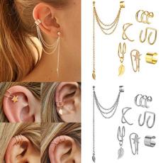 Fashion, Jewelry, punk, cliponearring