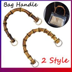 shoulderbagstrap, bagsreplacementaccessorie, casebagaccessorie, bamboohandbaghandle