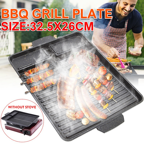 Grill, Outdoor, bakingpad, camping