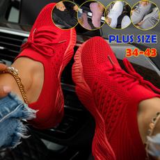 casual shoes, Tenis, Plus Size, Encaje