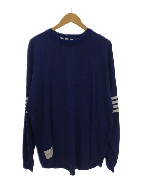 ron, blu, Long sleeved, 28937