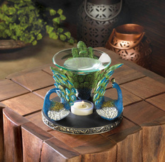 Blues, homefragrancesachet, Candle Holders & Accessories, peacock