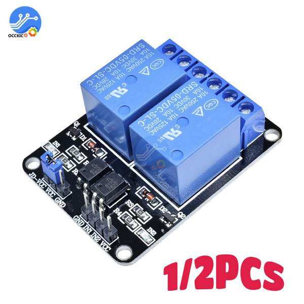 spare parts, triggered, Relays, arduino