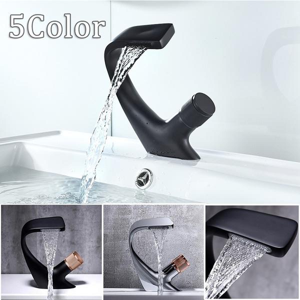 bathroomfaucet, Bathroom, chrome, basinfaucet