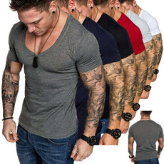 Fashion, Shirt, Fitness, Tops