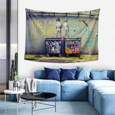 Shorts, art, Family, windowhanging