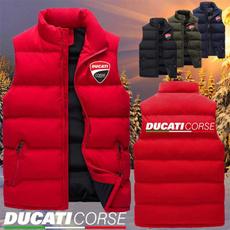 Thicken, Vest, Fashion, Waist Coat
