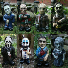 ghost, Zombies, Decor, Statue