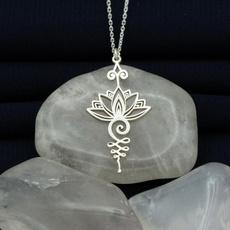 lotusflowerjewelry, Jewelry, namastejewelry, Stainless Steel