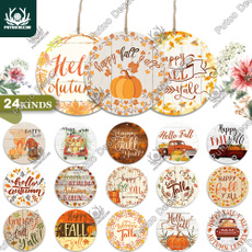 fallsign, Gifts, wallhanging, Autumn