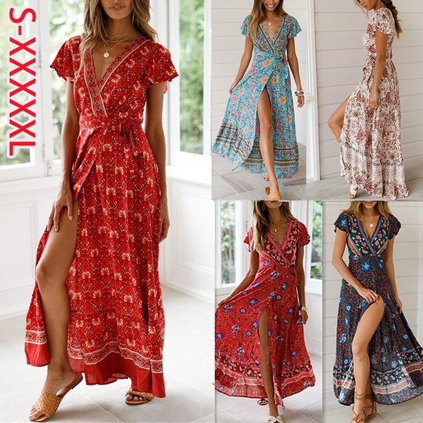 Summer, dressesforwomen, long dress, Dress