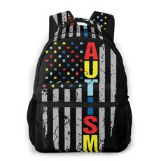 Laptop Backpack, School, casualbackpack, Rose