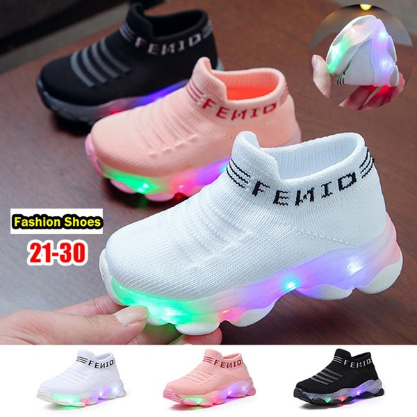 Lamp, Plus Size, led, Baby Shoes