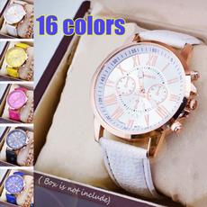 decorativewatch, Fashion, leatherstrapwatch, couplewatch