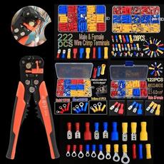 Connector, Tool, wirecrimp, crimpterminal
