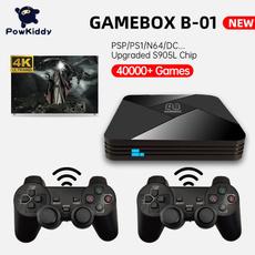Box, Video Games, Console, arcade
