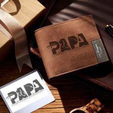 dadwallet, Wallet & Purse, Funny, leather