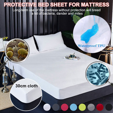 King, mattress, hypoallergenic, Waterproof
