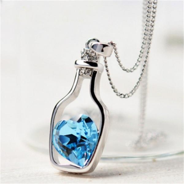 925silverpendant, Love, Jewelry, Chain