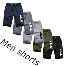 runningshort, Shorts, cottonpant, Men's Fashion