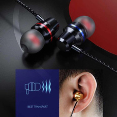 Heavy, Headset, Microphone, Earphone