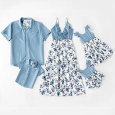 Baby, daddykidshirt, familymatchingoutfit, Shirt