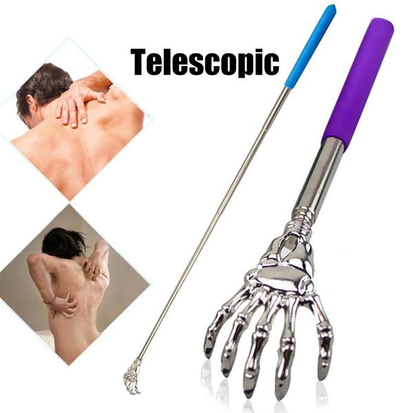 Steel, backmassage, Stainless Steel, Telescope