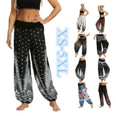 Plus Size, Yoga, pantsforwomen, Casual pants