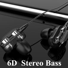 Headset, Stereo, Ear Bud, wiredearphone