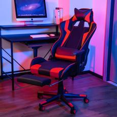 swivel, headrest, gamingchair, Office
