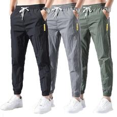 drawstringpant, Summer, cottonpant, Men's Fashion