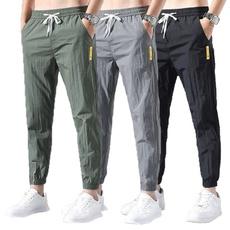 drawstringpant, Summer, cottonpant, pants