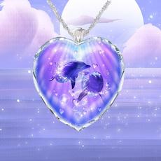 Fashion, Love, Glass, dolphin