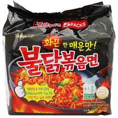 spicy, samyang, Korean, ramen