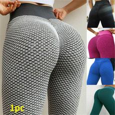 sexyconjoinedsuit, anticellulitepant, Yoga, high waist