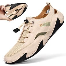 casual shoes, Summer, Slip-On, gentleman