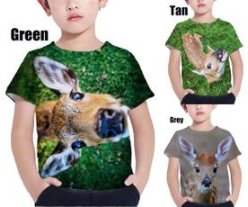 Summer, tshirtsforboy, sikadeertshrit, Deer
