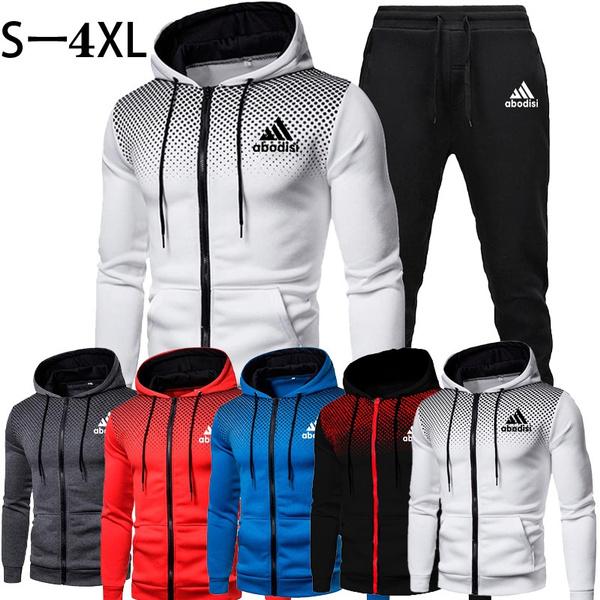 hoodiesformen, trousers, Fitness, zipperjacket