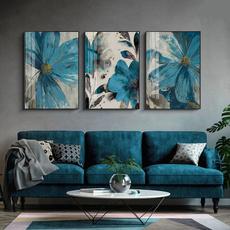 Blues, canvasart, art, Home Decor
