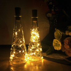 Beautiful, Copper, starrysky, Night Light