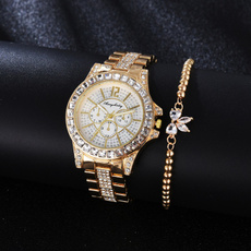 Chronograph, Fashion, gold, fashion watches