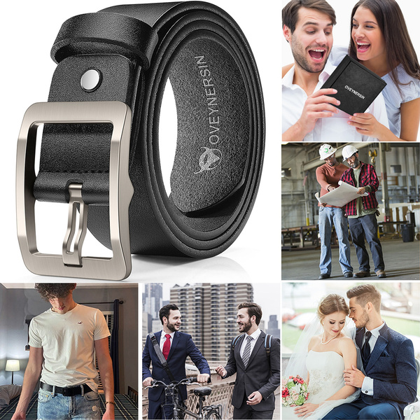 realleather, Fashion Accessory, Leather belt, mens belt