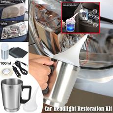 carcleaningsupplie, automotivecardetailing, heatingatomizationcup, headlightrestonrationkit