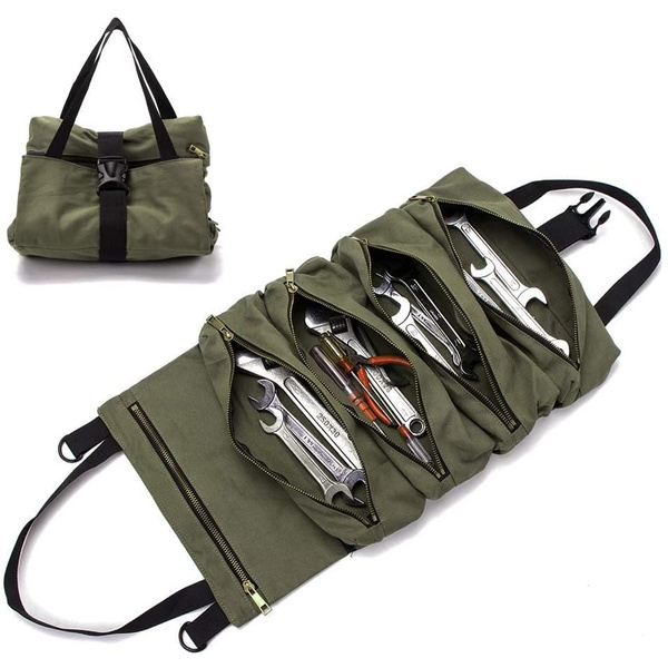 wraprollstoragebag, Multipurpose, Tool, Pouch