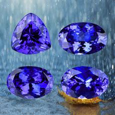 Blues, Stone, Natural, Jewelry