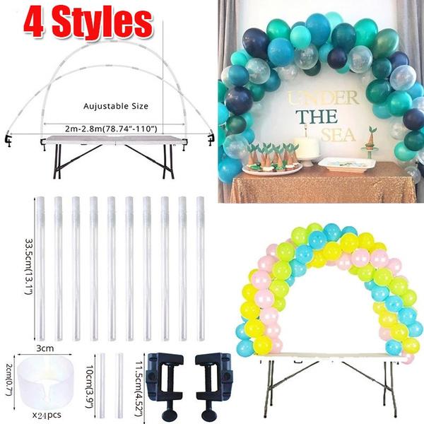 weddingdecor, Chain, balloonsupport, ballonstandbase
