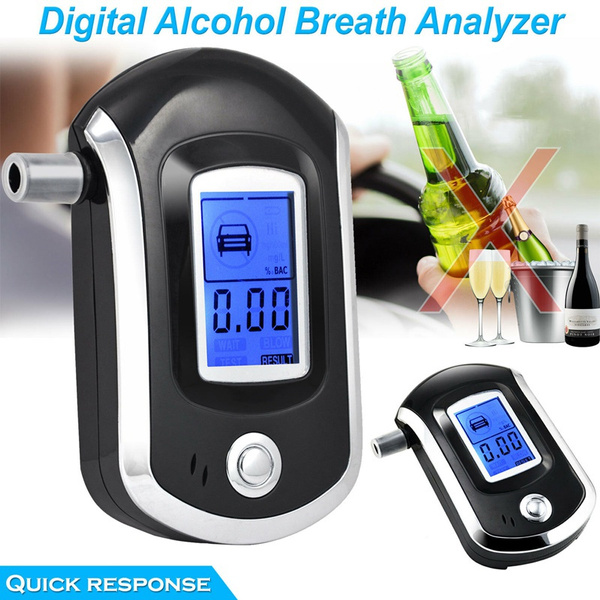 Mini, breathalcoholtester, drinktester, Alcohol