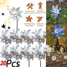 windmill, reflectivewindmill, Plants, Flowers
