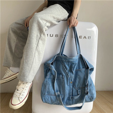largecapacityhandbag, Shoulder Bags, Fashion, art